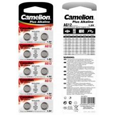Baterii Camelion AG12