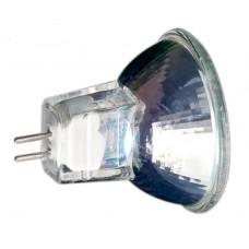 Bec cu halogen MR11, 20W, 220V, cu geam