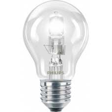 Bec halogen  Philips E27 53W 2800K
