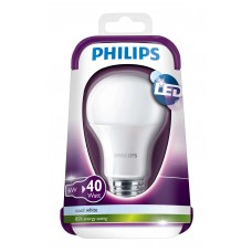 Bec led Philips A60 6W E27 2700K