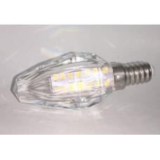 Bec led cristal E14