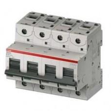 Intrerupator automat tetrapolar 63A/3N SH203L-C63NA